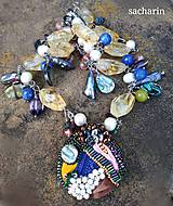 Vládneš sama sebe- luxusný náhrdelník