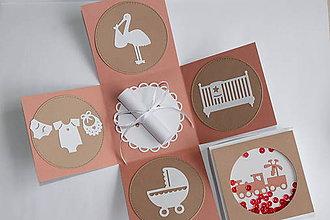 Krabičky - Detská exploding box - 8289463_
