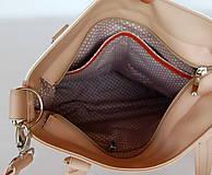 Veľké tašky - Big Sandy - Púdrovo-oranžová - 8290176_