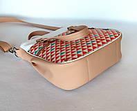 Veľké tašky - Big Sandy - Púdrovo-oranžová - 8290177_