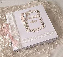 Papiernictvo - Svadobný album na želanie pre Katku - 8289368_