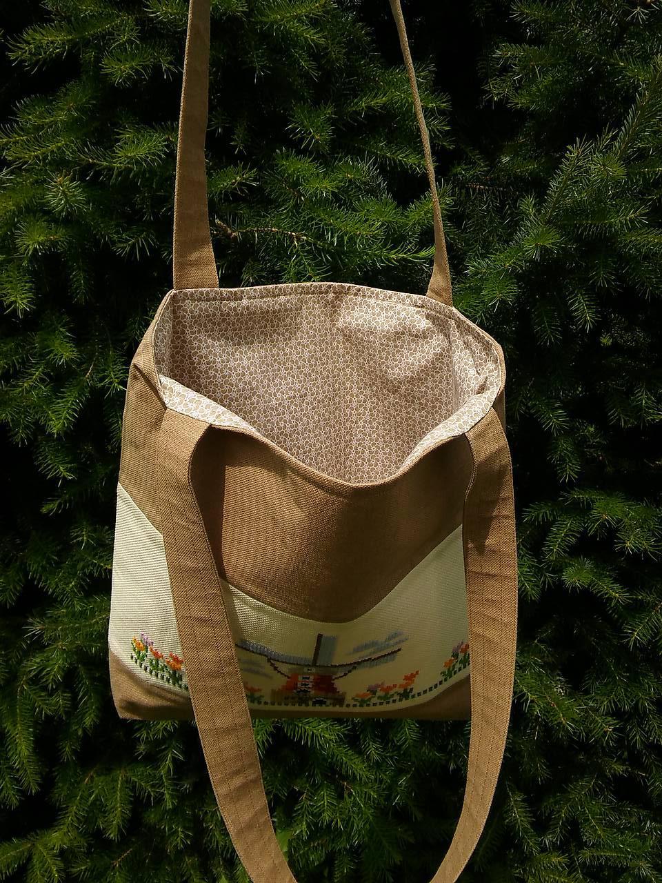 Plátenná taška Holandsko   TASKYODMARUSKY - SAShE.sk - Handmade Kabelky 61dafaaa9c7