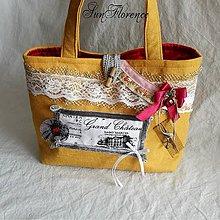 Kabelky - Letná taška do ruky - 8288893_