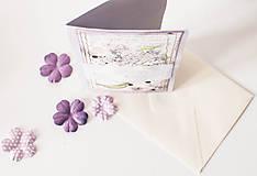 Papiernictvo - Narodeninová pohľadnica - 8289096_