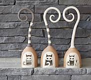 Svietidlá a sviečky - mňau - svietnik - 8288630_