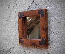 Zrkadlá - zrkadielká rustic - 8293459_