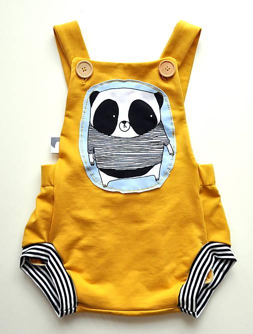 Detské oblečenie - Kraťasky  - 8292434_