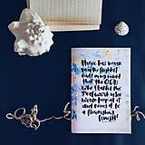 Papiernictvo - Zápisník Flourishing finish A5 - 8293151_