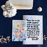 Papiernictvo - Zápisník Flourishing finish A6 - 8293182_
