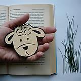 Ovečka do knižky...