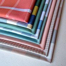 Úžitkový textil - PALETA - kanafasová utěrka - 8292519_