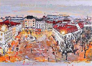 Obrazy - Námestie Bratislavy - 8293454_