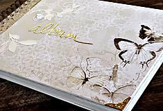 Elegantný,decentný svadobný album/rodinný album/narodeninový/k promócii