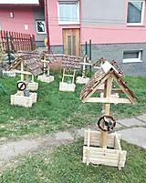 Dekorácie - Studňa - 8293845_