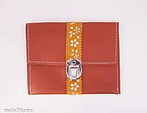 Peňaženky - Peňaženka no.12 - 8292145_