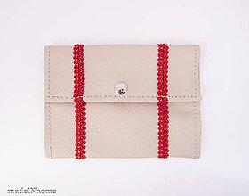 Peňaženky - Peňaženka no.13 - 8293425_