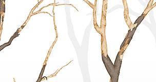 Grafika - RAVEN IN FOREST - 8292533_
