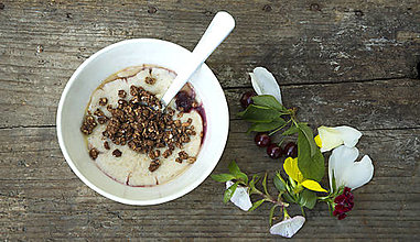 Nádoby - porcelánové misky raňajko-obedo-večerné / bowl - 8298384_