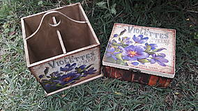 Iné doplnky - Violets - 8295794_