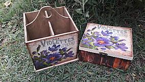 Iné doplnky - Violets - 8295795_