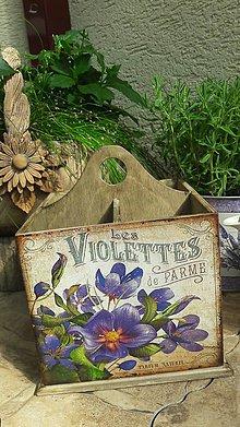 Iné doplnky - Violets - 8295764_