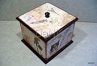 Krabičky - bonboniera Tour de France - 8296435_