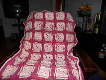 deka -ružové kocky