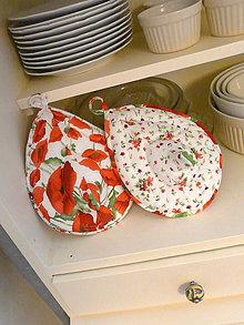 Úžitkový textil - origo chňapky 154 - 8296612_