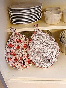 Úžitkový textil - origo chňapky 155 - 8296622_