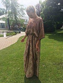 Šaty - Šaty dlhé - 8298228_