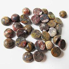 Minerály - Kabošon / 6mm (Jaspis) - 8301351_