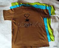 tričko Coffe