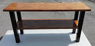 Nábytok - Pracovný stôl - 8302041_
