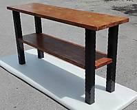 Nábytok - Pracovný stôl - 8302042_