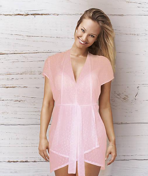 Tehotenské oblečenie - Tunika Pink Helenka - 8300485_