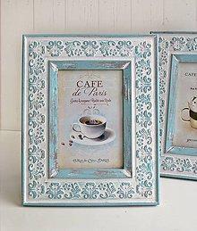 Rámiky - Cafe Paris rámik - 8300187_
