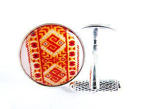 Šperky - Manžetové gombíky Cyprián - 8301552_