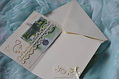 Papiernictvo - Svadobné blahoželanie - nekonečná láska - 8300993_