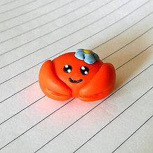 Hračky - Krab - krabica :D kvetinová - 8301788_