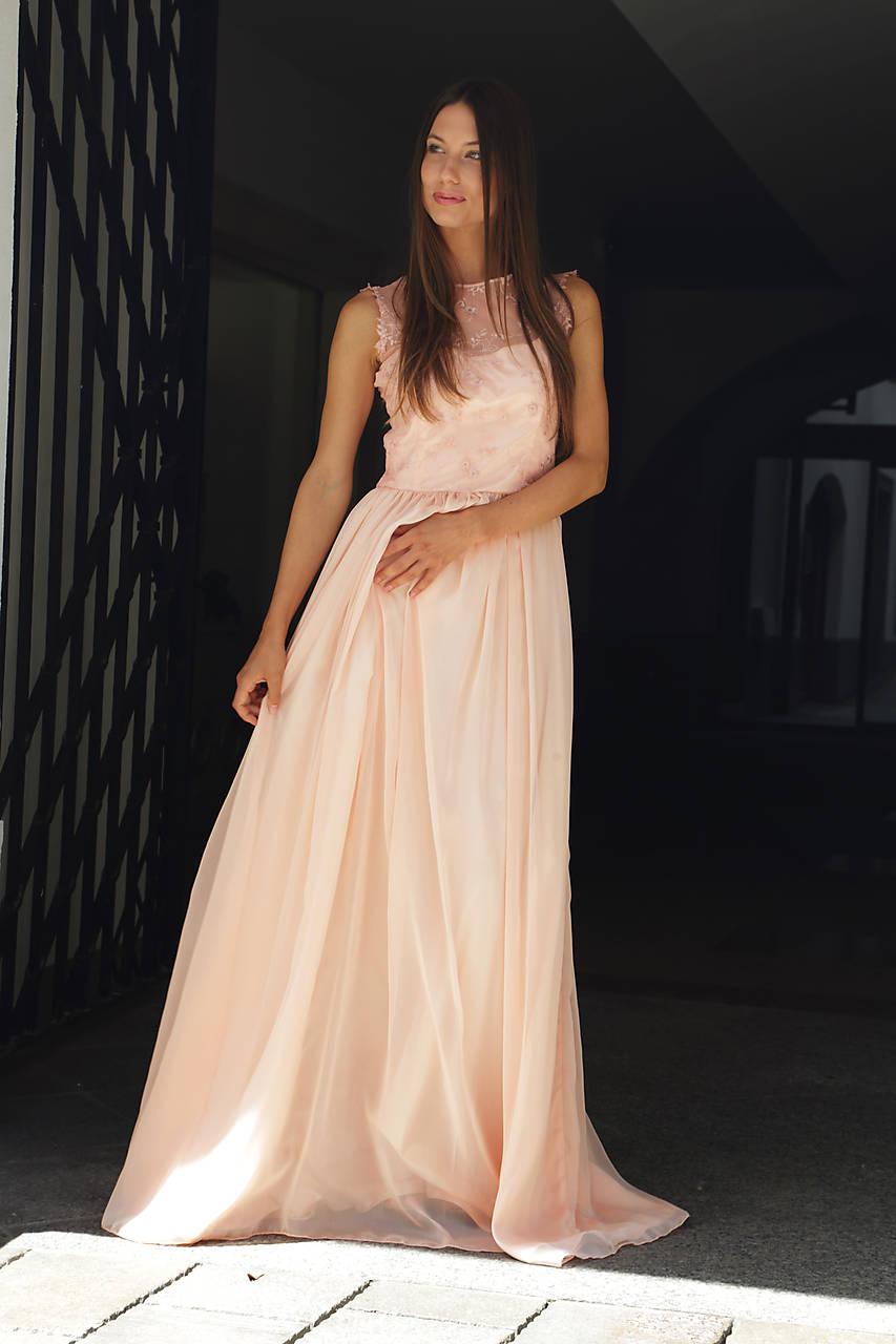 Družičkovské šaty Vánok   ceccilia - SAShE.sk - Handmade Šaty 36becb1617f