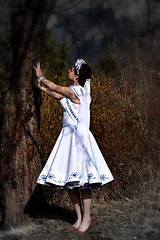 Šaty - Svadobné šaty SNEHULIENKA - 8302985_