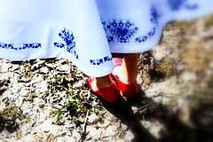 Šaty - Svadobné šaty SNEHULIENKA - 8302998_