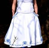 Šaty - Svadobné šaty SNEHULIENKA - 8302999_