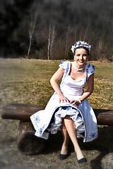 Šaty - Svadobné šaty SNEHULIENKA - 8303005_