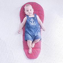 Textil - Podložky do športového kočíka od Konvalinky - 8304944_