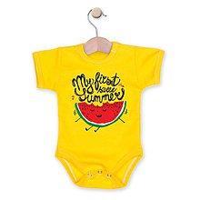 Detské oblečenie - Sweet summer - 8302944_