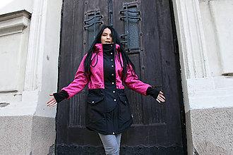 Kabáty - Kabát SSHELL rosa - 8303492_
