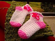Topánočky - Ponožky
