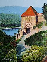 Obrazy - Žigmundová brána - 8303375_