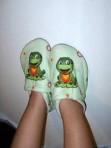 Topánočky - capačky - 8303993_